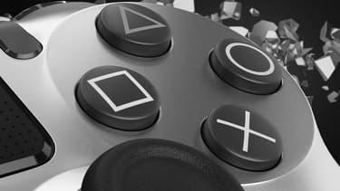 La manette DualShock 4 de Sony