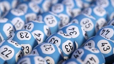 Le faux-gagnant a participé à la loterie. Photo d'illustration