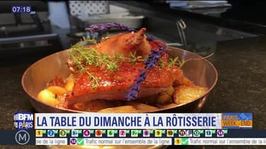 La table du dimanche: La rôtisserie Gallopin, 40 Rue Notre Dame des Victoires