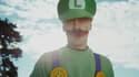 Norman a été vu 29 millions de fois déguisé en Luigi de Marios Bros.