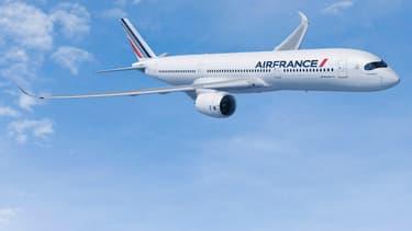 Avec ses futurs Airbus A350, Air France espère bien remonter au classement des meilleures compagnies aériennes de la planète.