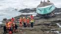 Tempête Miguel: 3 sauveteurs en mer sont morts après un chavirage au large des Sables d'Olonne