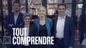 Yannick Jadot, Sandrine Rousseau, Delphine Batho et Eric Piolle en juillet dernier à Paris (de gauche à droite).