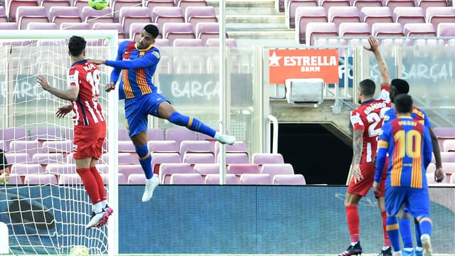 Barça-Atlético