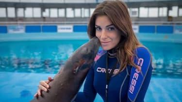 Gessica Notaro,qui avait participéà l'élection de Miss Italie en 2007 et travaillait depuis dans un parc aquatique, a été attaquée à l'acide