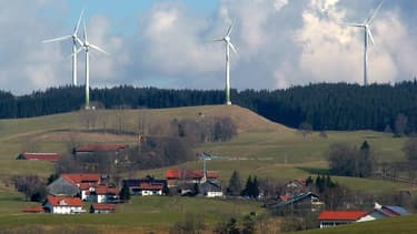 Depuis la fin des années 2000, le territoire de Wildpoldsried s'est transformé et produit désormais plus d'énergie qu'il n'en consomme.