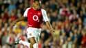 Thierry Henry sous le maillot d'Arsenal lors de la saison 2002-03