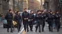 Patrouille de carabiniers à Florence. (Photo d'illustration)