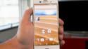 Le Sony Xperia Z3 possède un écran de 5,2 pouces.