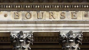 La Bourse de Paris a perdu plus de 2,6% après les propos de Mario Draghi.