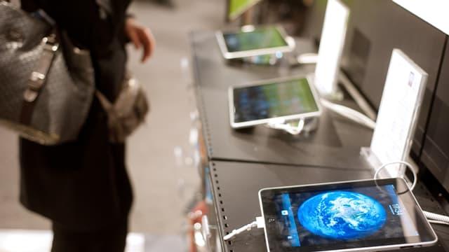 Avec ses nouveaux iPad, Apple va tenter de redynamiser le marché des tablettes