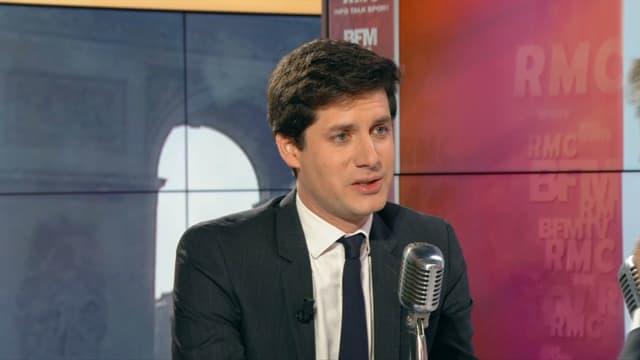 Julien Denormandie, ministre chargé de la Ville et du Logement, le 12 février 2019.