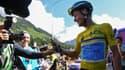 Jakob Fuglsang, vainqueur de l'édition 2019 du Critérium du Dauphiné.
