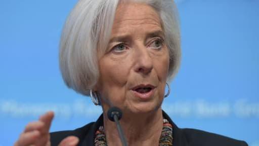 Christine Lagarde a toutefois souligné que la Grèce a encore des efforts à produire.