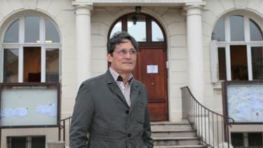 Le maire de Wissous Richard Trinquier.