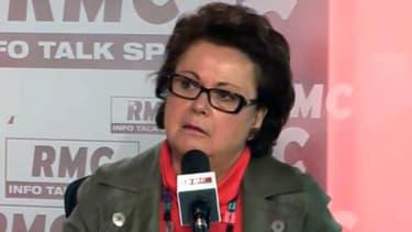 Christine Boutin, invitée des GG ce lundi sur RMC