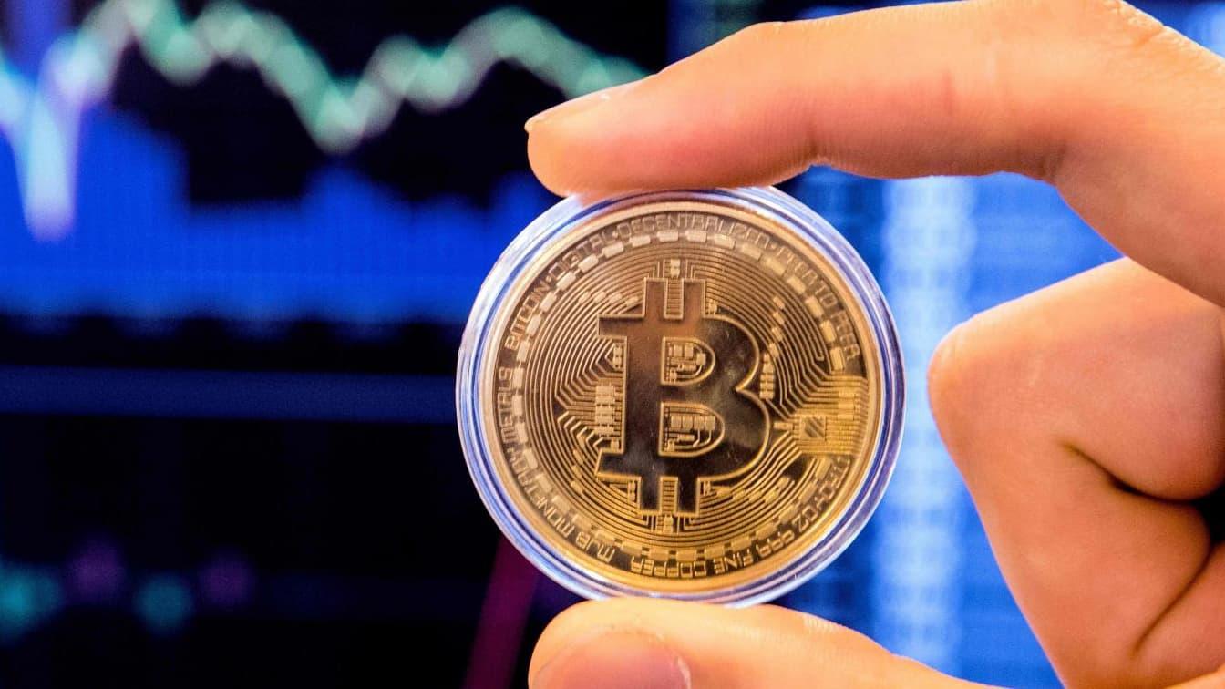 Des bitcoins aux enchères pour la première fois en France - BFMTV