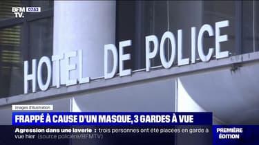 Agression dans une laverie du Val d'Oise: trois hommes placés en garde à vue