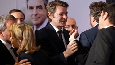 François Baroin est le chef de file de la droite en vue des élections législatives.