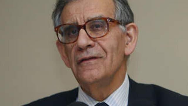 Le patron de l'AFLD Bruno Genevois