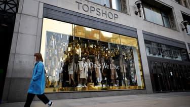 Parmi Les marques d'Arcadia figurent des noms bien connus de l'habillement comme Topshop, Dorothy Perkins et Burton