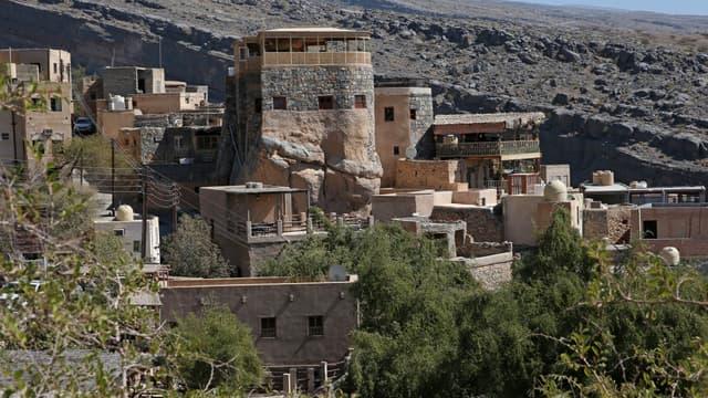 Vue de Misfat al-Abriyeen