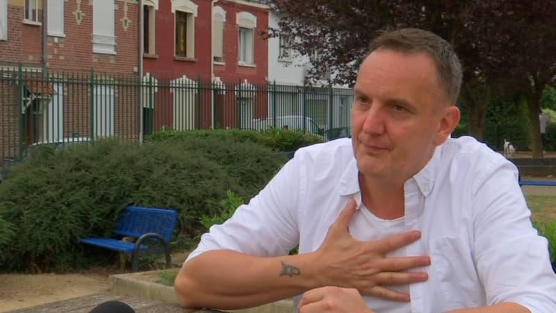 """""""Ça m'est tombé dessus par hasard"""": le gilet jaune qui a interpellé Macron aux Tuileries témoigne sur BFMTV"""