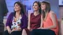 Amanda Know, ici au centre, lors d'une interview télévisée en mai 2013.