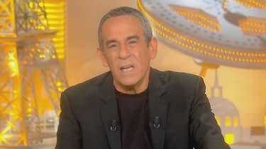 "Thierry Ardisson dans ""Salut les Terriens"", samedi 11 mars 2017"