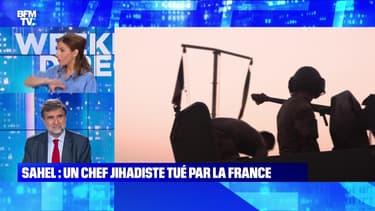 Sahel : Un chef jihadiste tué par la France - 11/06