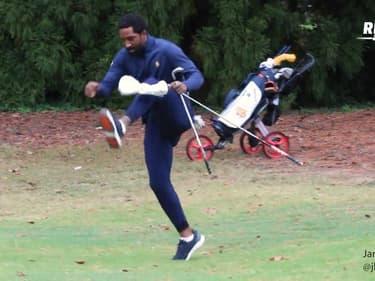 Golf : L'ex-star NBA J.R. Smith pris pour cible par... un essaim d'abeilles