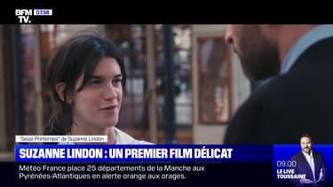 """À 21 ans, Suzanne Lindon, fille de Sandrine Kiberlain et Vincent Lindon, sort son premier film """"Seize Printemps"""""""