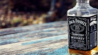 Les ventes de Jack Daniel's explosent à l'international, et menacent le groupe Diageo.