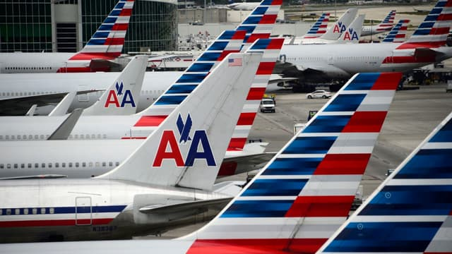 American Airlines avait un partenariat avec Qatar Airways et Etihad Airways.