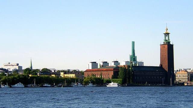 Stockholm, la capitale suèdoise