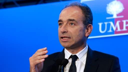 Le président de l'UMP, Jean-François Copé, le 17 octobre 2013.