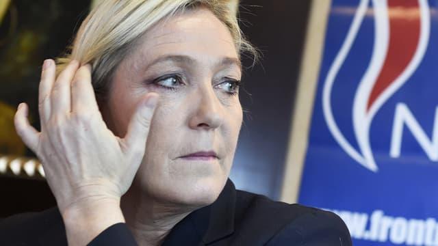 Marine Le Pen, le 13 juillet 2015.