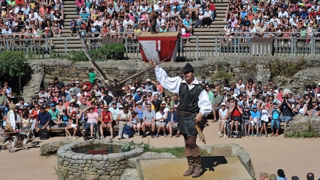Le Puy du Fou attire toujours plus de visiteurs
