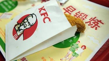 A Pékin, ce KFC propose un menu en fonction du sexe et de l'âge du client.
