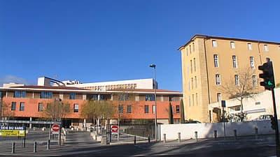 Le détenu devait subir un examen médical à l'hôpital d'Aix...