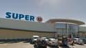 Le magasin Super U de Châlette-sur-Loing