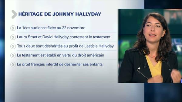 Le marathon judiciaire lié à l'héritage de Johnny Hallyday n'est pas terminé.