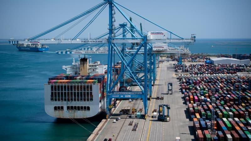 Port de Marseille: le trafic de marchandises repart à la hausse, pas celui des passagers