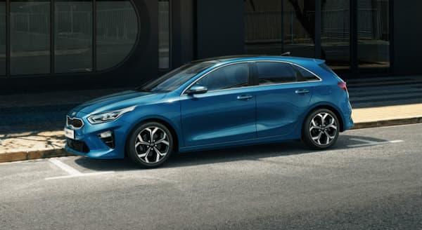 La nouvelle Kia Ceed se positionne comme une sérieuse concurrente pour les Peugeot 308, Renault Mégane et Vokswagen Golf.