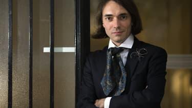 Le mathématicien Cédric Villani, le 25 septembre 2012.