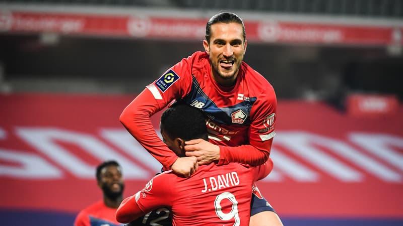 Lille: bonne nouvelle pour Galtier, Yazici et David de retour à l'entraînement