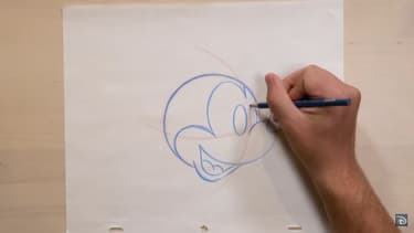 Comment dessiner Mickey?