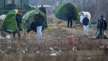 En raison du confinement, des associations calaisiennes ont été contraintes de stopper leurs actions d'aide aux migrants