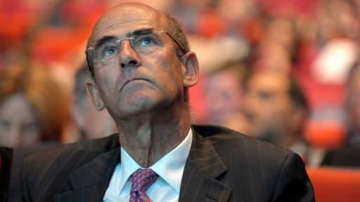 Patrick Kron restera-t-il à la tête d'Alstom une fois la cession intervenue?