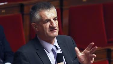 Jean Lassalle, le 27 juillet à l'Assemblée nationale.